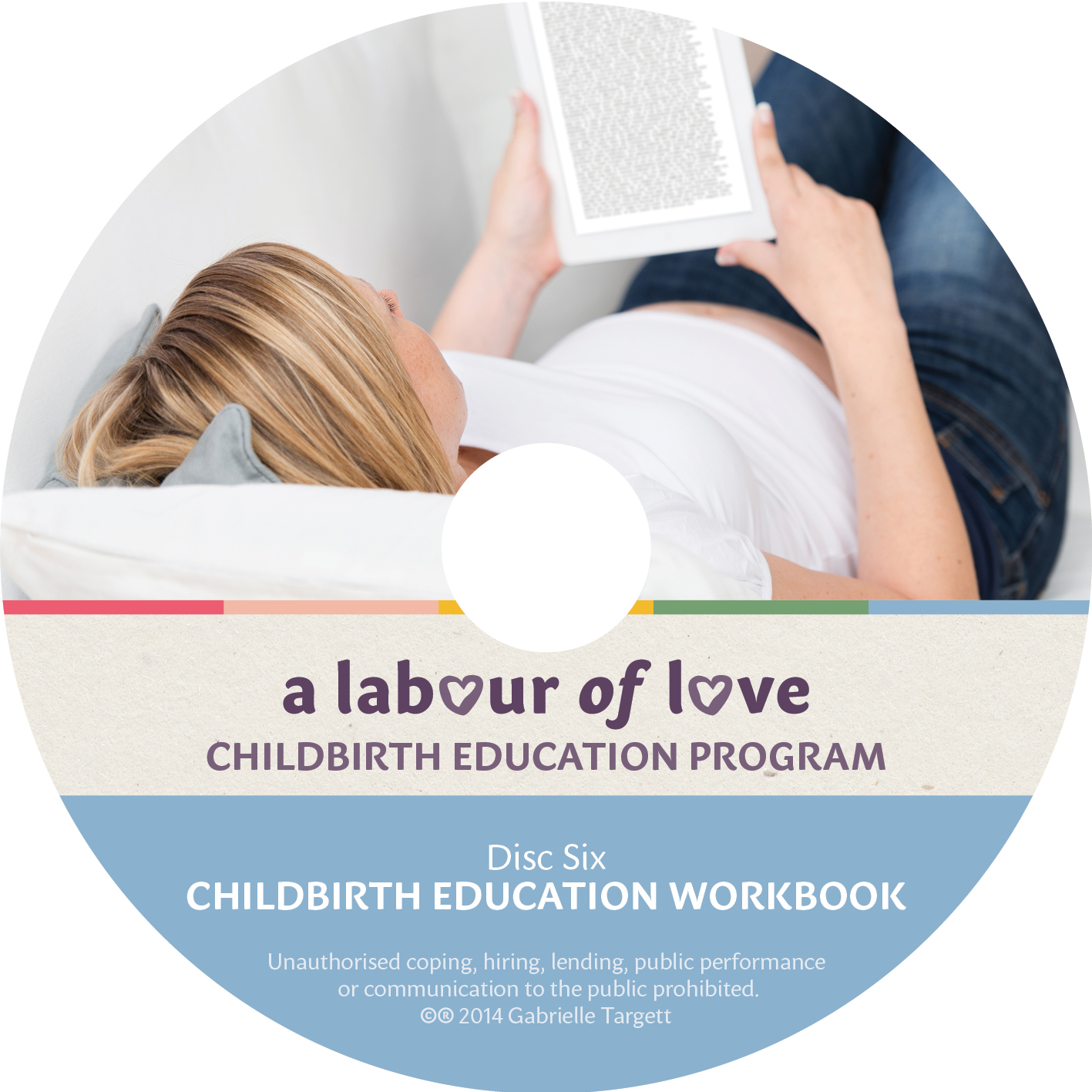 A Labour of Love Workbook