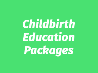 Childbirth Education Packages